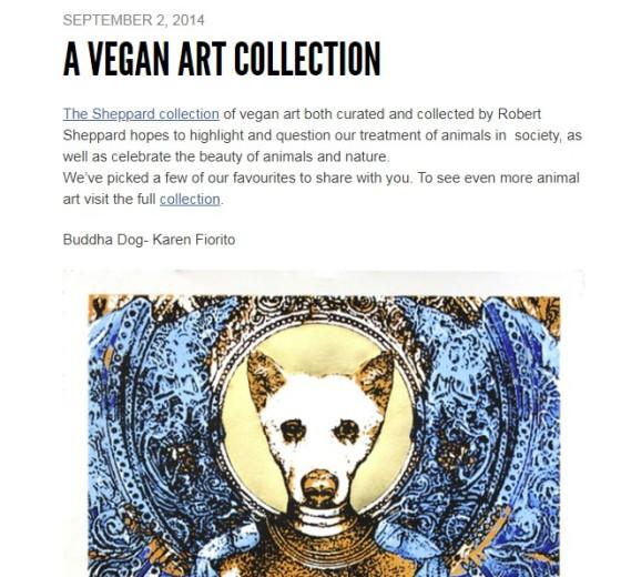 thi-nk vegan art