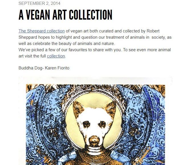 thi-nk vegan art