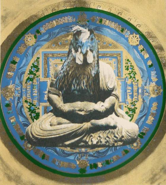 Buddha Chicken - Karen Fiorito