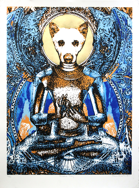 Buddha Dog - Karen Fiorito