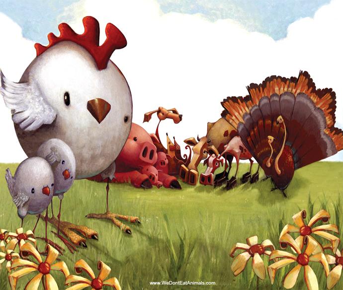 Animal Family - Ruby Roth