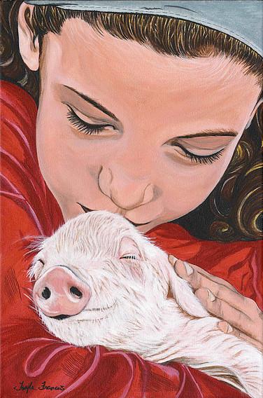 Animal Protector - Twyla Francois