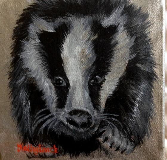 Badger - Kathy Livick