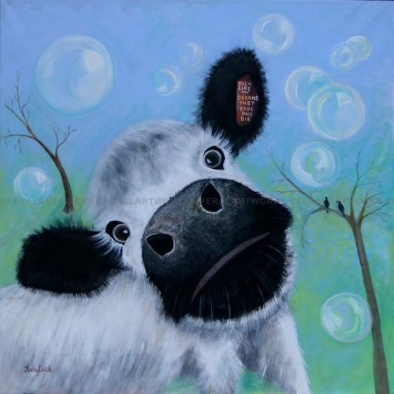 Calf - Kathy Livick