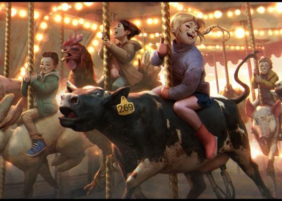 Carousel - Jana Schirmer