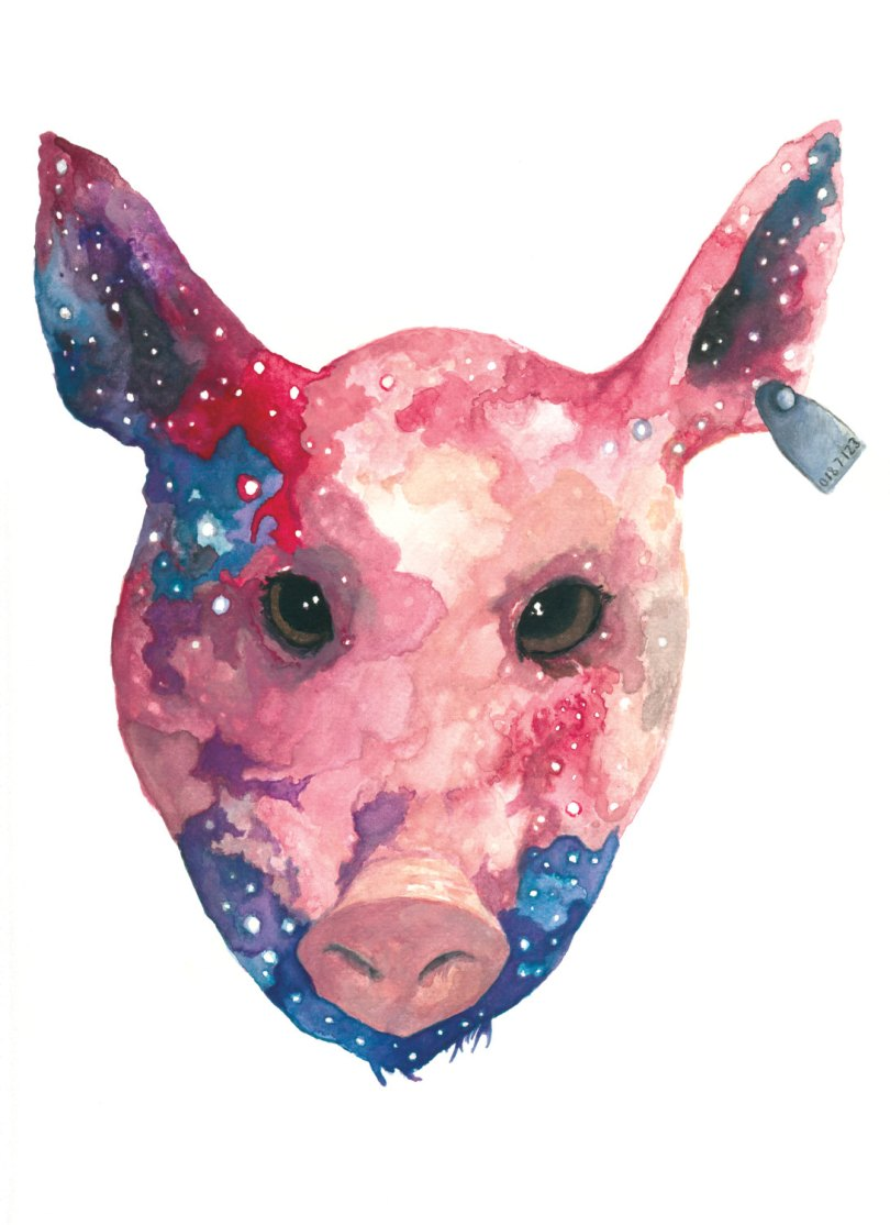 Celestial Ghost Pig - Aaron Wright