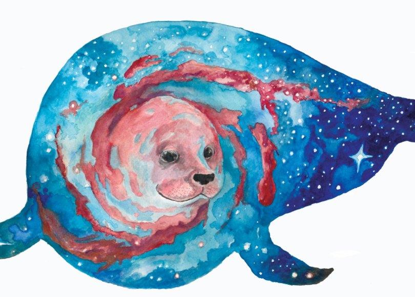 Celestial Seal - Aaron Wright