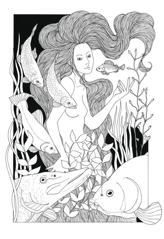 Naiad - Jade Monica Bello