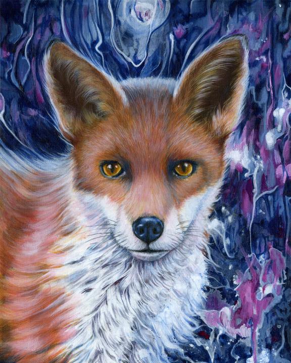 Fox Spirit - Paula Menetrey