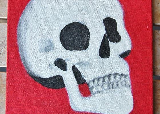 Skull - Pinja Jokiranta