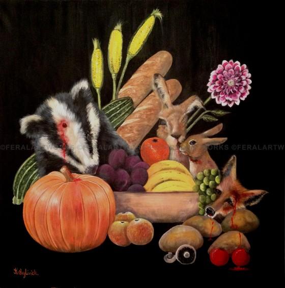 Strange Fruit - Kathy Livick