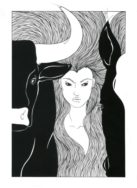 Tauromaquia - Jade Monica Bello