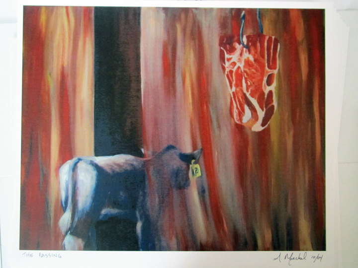 The Passing - Amanda Moeckel
