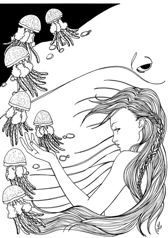 Whale Nymph - Jade Monica Bello